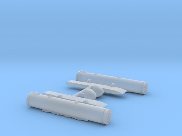 Type 181 Matra Rocket Pods with Cessna Lynx Pylons