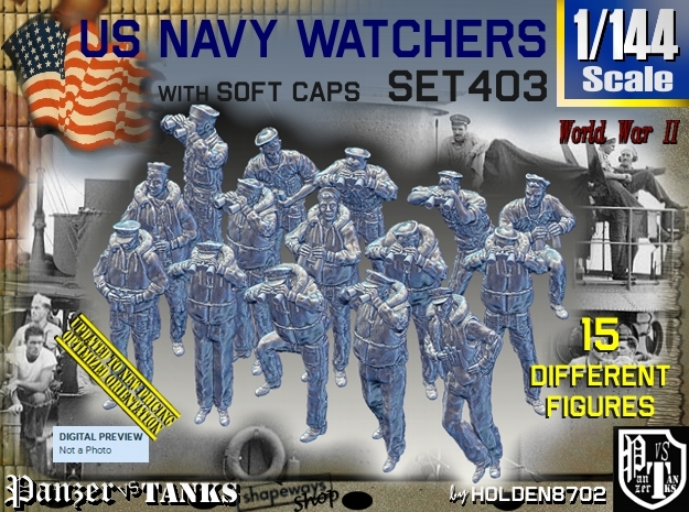 1/144 USN Watchers Set403