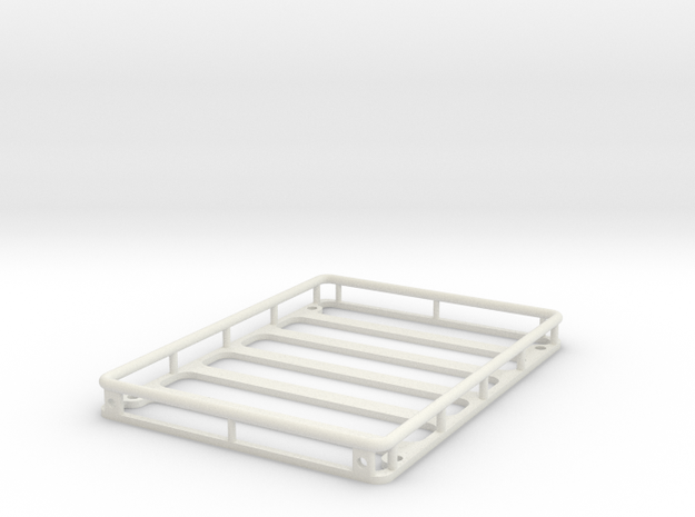 Orlandoo Jeep OH35A01 Roof Rack in White Natural Versatile Plastic