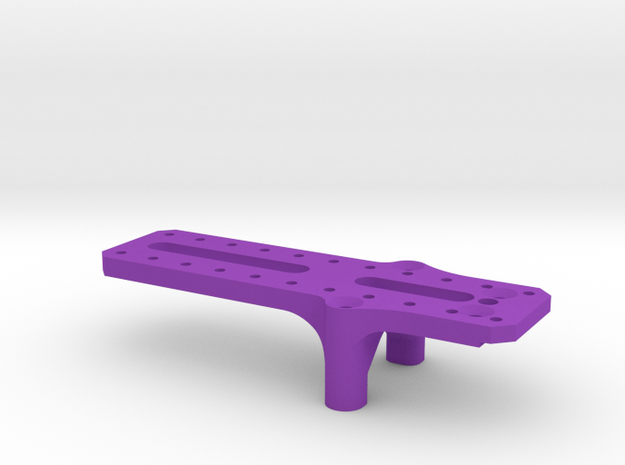 YOKOMO YD2 WEIGHT SHIFT FRAME in Purple Processed Versatile Plastic