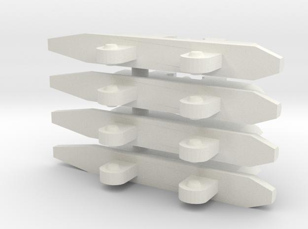 4x Single Pylons for Arcadia Hard Points