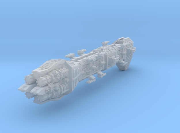Earth Alliance Nova Dreadnought ACTA Scale in Frosted Ultra Detail