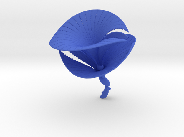s49_110 in Blue Processed Versatile Plastic