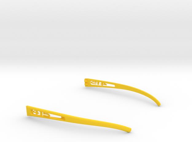 Vanderpool VisionSPEC2,3,4 Temples VER415 in Yellow Processed Versatile Plastic