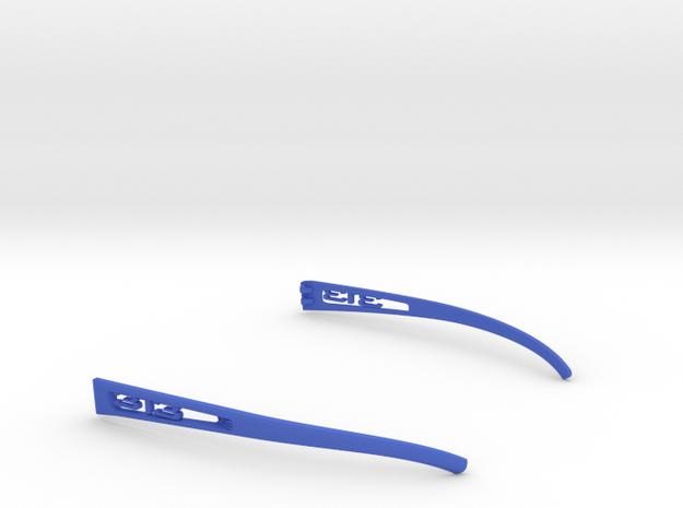 Vanderpool VisionSPEC2,3,4 Temples VER313 REV2 in Blue Processed Versatile Plastic