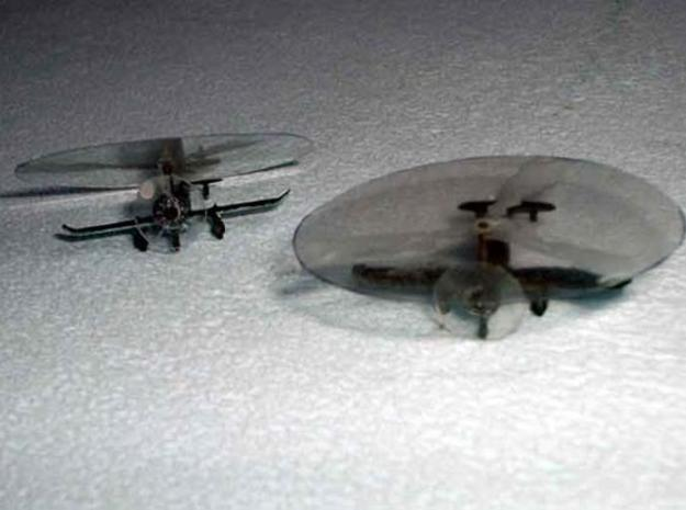 1/300 Kamov A7 x 2 in Smooth Fine Detail Plastic