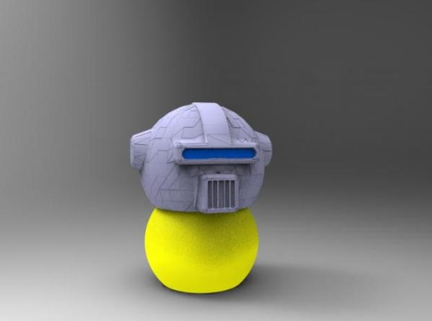 tron keepon 3d printed Render of Helmet on Keepon