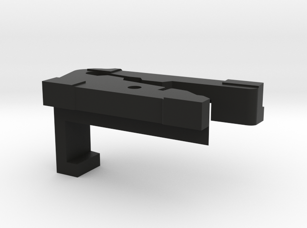Lancia Delta sun roof schiebedach KW 2030-431 L in Black Natural Versatile Plastic