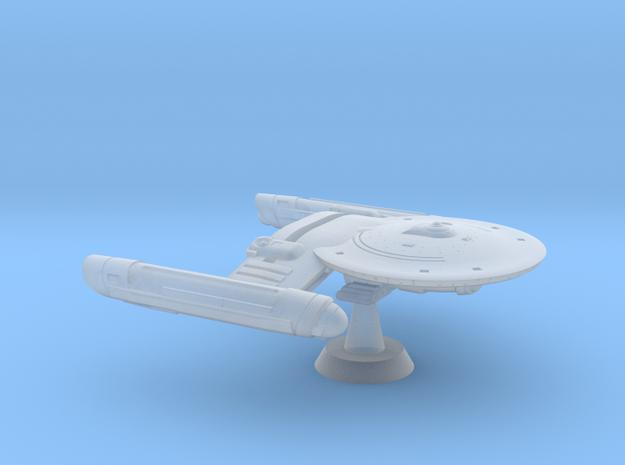 Terran Grendel Class Light Cruiser - 1:7000 in Smooth Fine Detail Plastic