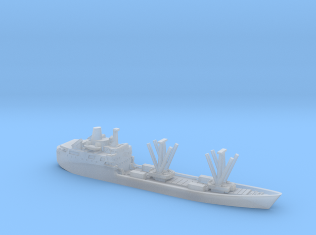 1/1800 RMS St Helena in Frosted Ultra Detail