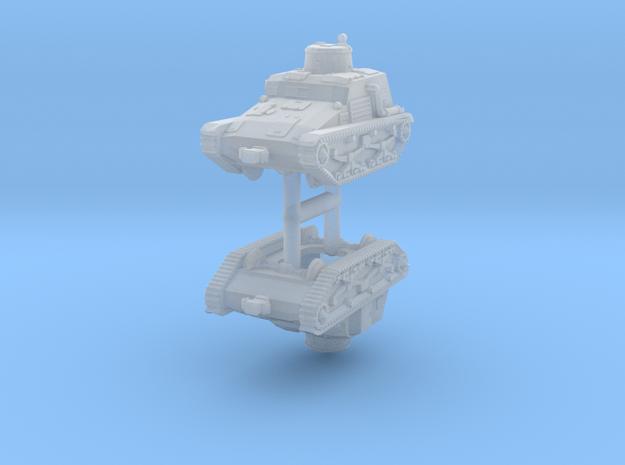 1/285 (6mm) Type 95 So-Ki armored railroad car