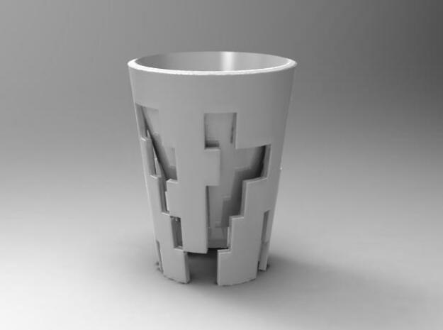 D-CUP 3d printed