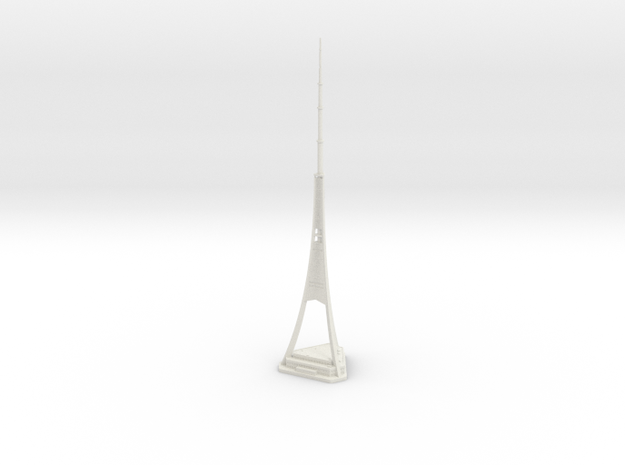 Riga Radio & TV Tower (1:2000)