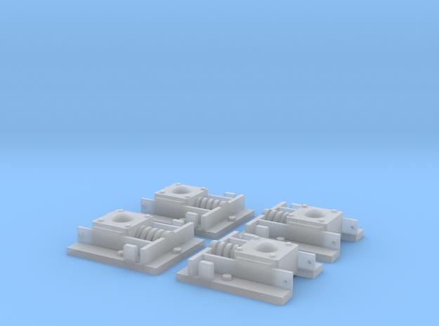 Achslager Diema DL 6, 1:13,3 in Smooth Fine Detail Plastic