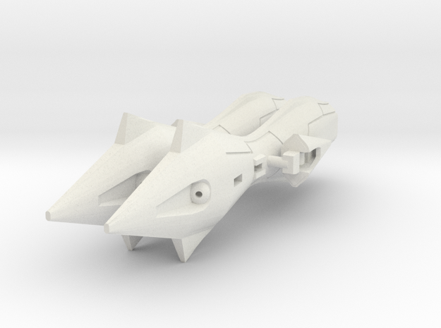 VHMM or PaCSWS 1G missiles (2x) in White Natural Versatile Plastic