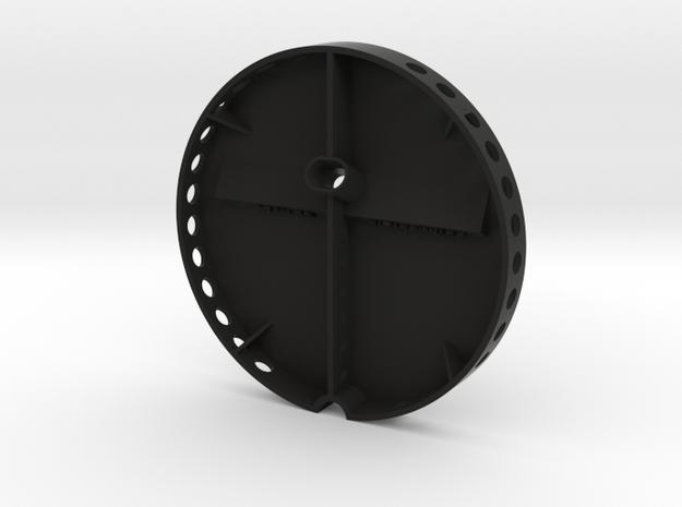 Audi Q3 iPhone car mount, holder, adapter in Black Natural Versatile Plastic