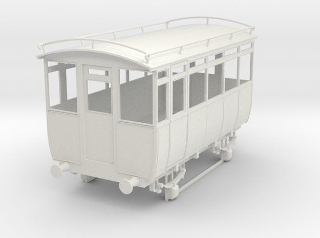 o-32-smr-second-gazelle-coach-1 in White Natural Versatile Plastic