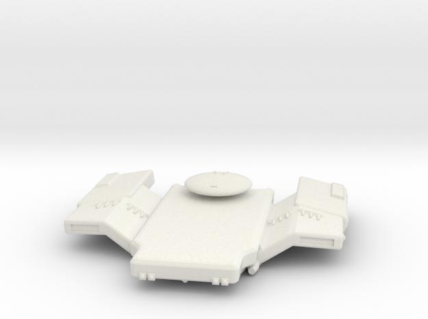 3788 Scale Bolosco Merchant Cruiser MGL in White Natural Versatile Plastic