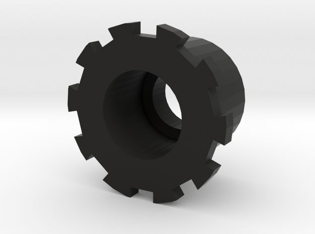 GRAFLEX1-89Sabers-P4 in Black Natural Versatile Plastic