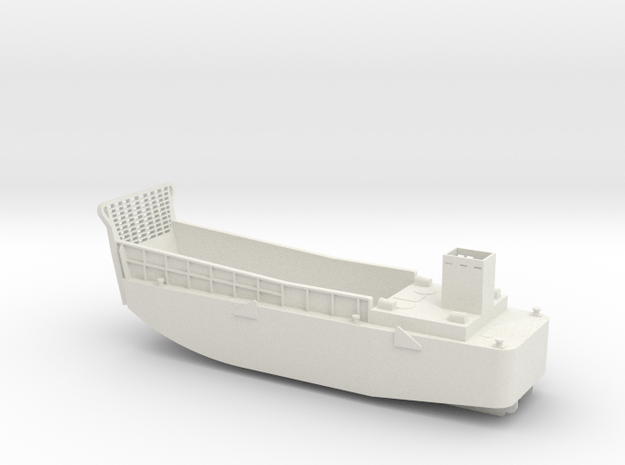 LCM3 Landing craft - Scale 1:96
