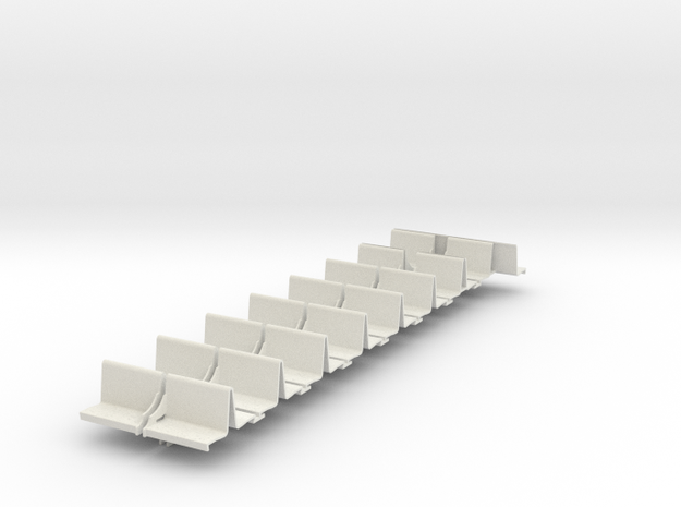 0-32-lswr-d25-seat-set-1 in White Natural Versatile Plastic