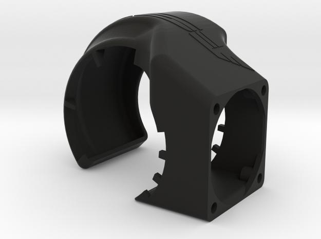 wind tunnel V2 in Black Natural Versatile Plastic