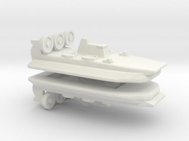 Zubr-Class LCAC x 2, 1/2400