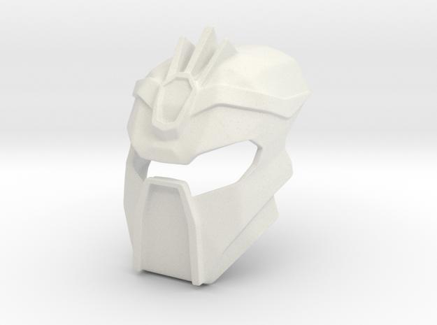 Mask of Incarnation in White Natural Versatile Plastic