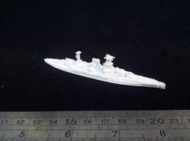 1/1800 HMS Barham(1941) in White Strong & Flexible