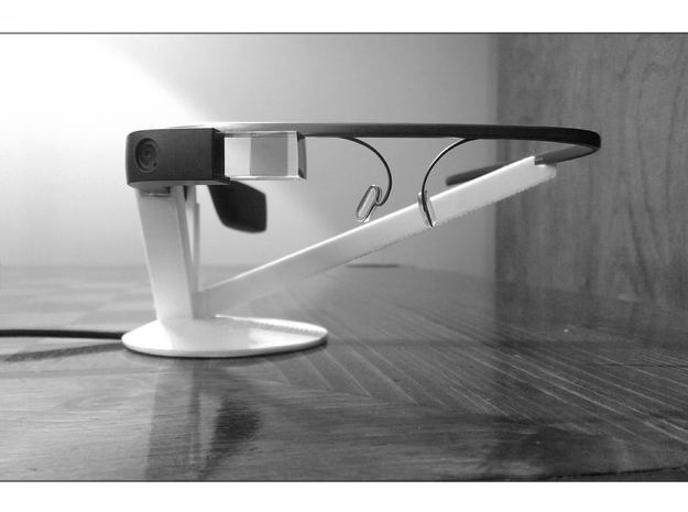 Google Glass Charging Stand