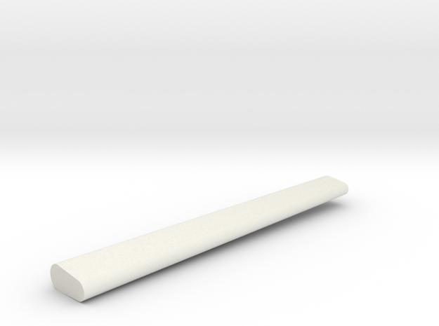 05-GIVSP-144scale-Flap-Stbdside-Retracted in White Natural Versatile Plastic