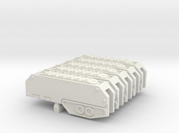 Armoured Sub-terrainian Breaching Vehicle Track