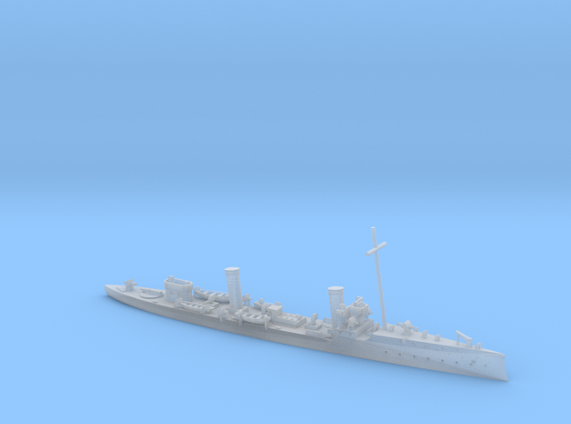SMS Magnet 1/700 in Smooth Fine Detail Plastic