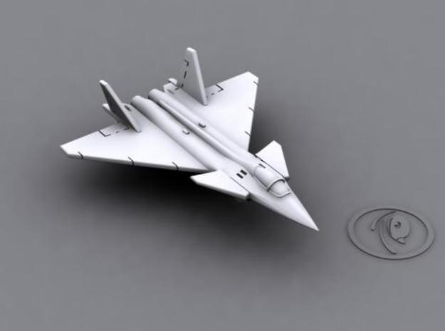 1/300 Mikoyan Project 1,44 (x2) 3d printed