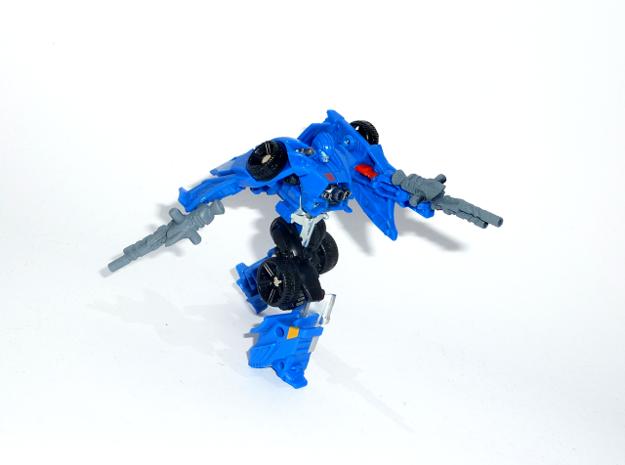 Legion Evac Blasters 3d printed (Painted) Legion Evac Blasters