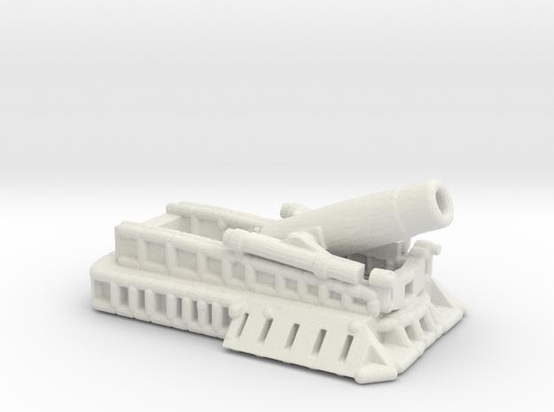 370 Filloux mortar 1/285 in White Natural Versatile Plastic