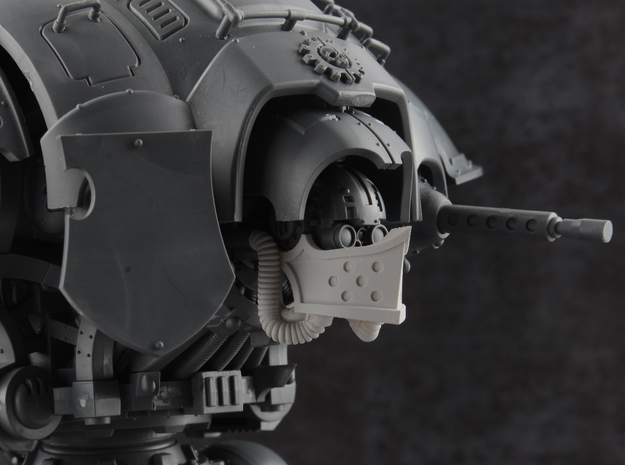 Vassal - Rebreather  in Smoothest Fine Detail Plastic