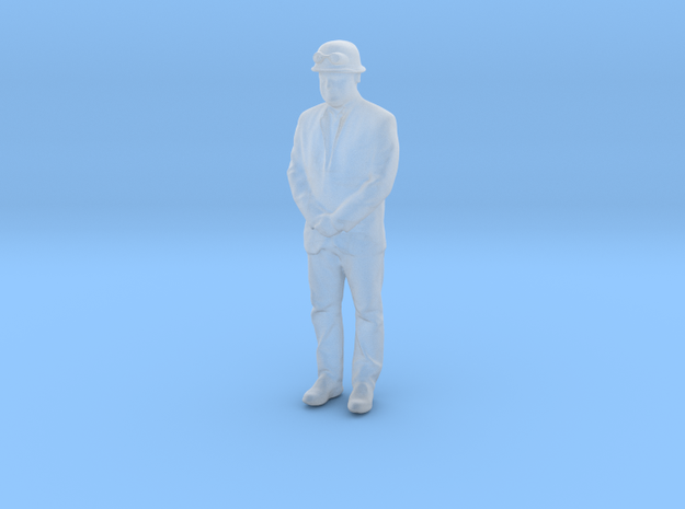 Printle C Homme 1648 - 1/87 - wob in Smooth Fine Detail Plastic