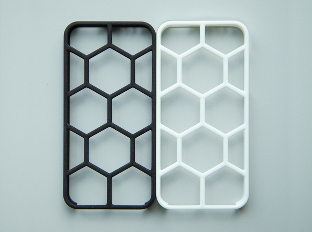 iPhone SE/5/5s DIY Case - Hexelion