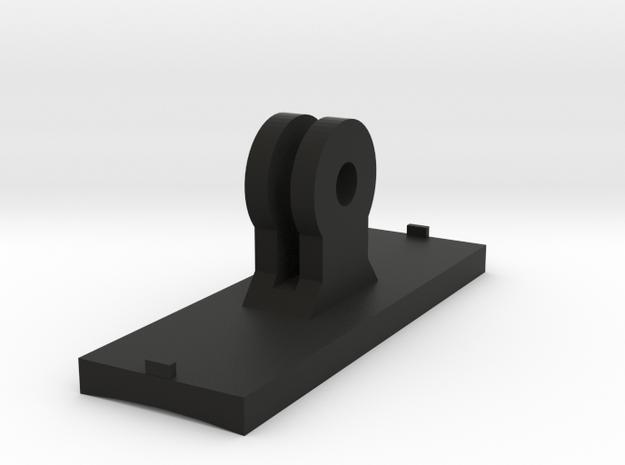 K1 GoPro mk1 in Black Natural Versatile Plastic