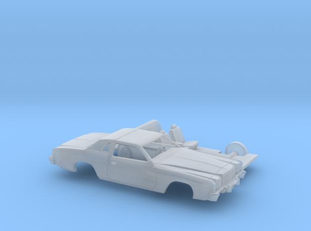 1/64 1978-79 Chrysler Cordoba Kit in Smooth Fine Detail Plastic