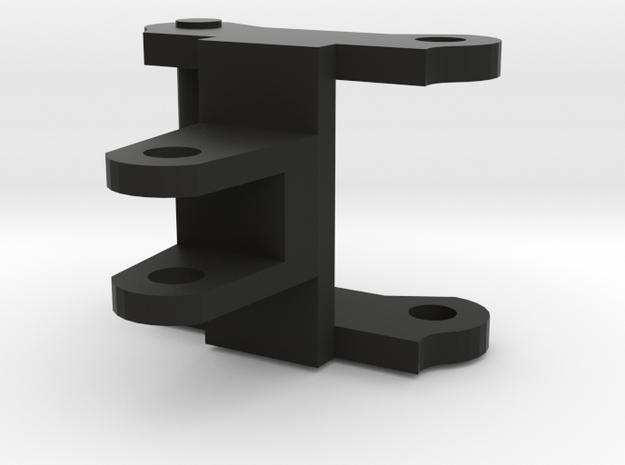 V3 adapter stenenklem in Black Natural Versatile Plastic