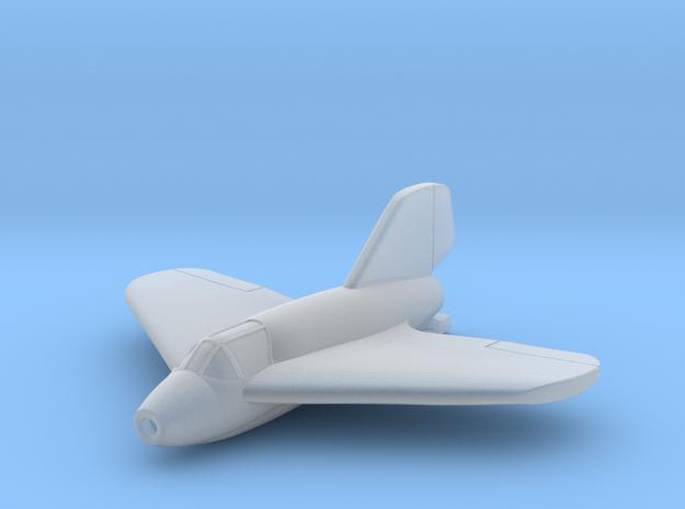 (1:285) Lippisch P.01-111 in Smooth Fine Detail Plastic