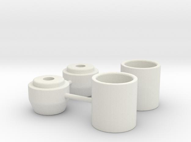 Axial Shock Retainer (Losi springs)