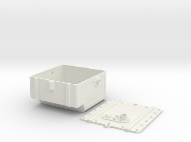 Vanquish Ripper - RX Box DIG in White Natural Versatile Plastic