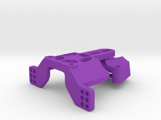 Usukani PDS Upper Arms Bridge in Purple Processed Versatile Plastic