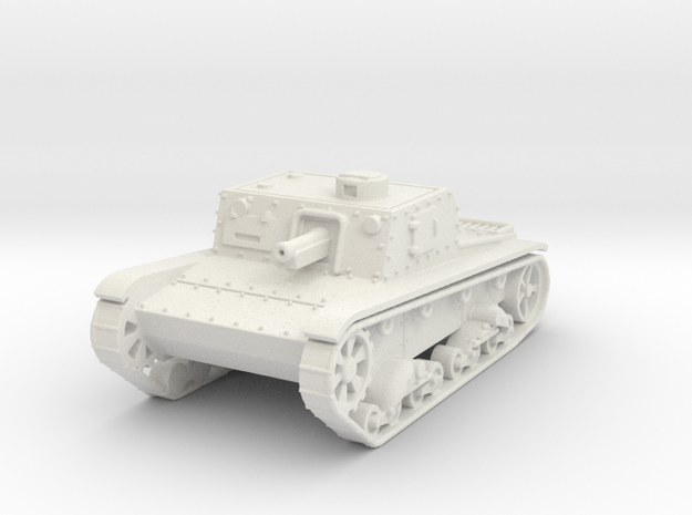 SU-1 1:87 in White Natural Versatile Plastic