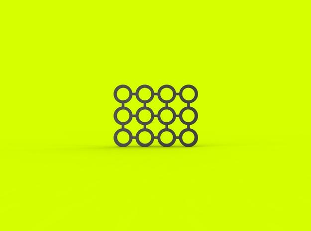 Atomic BZ - Cales ressorts in White Natural Versatile Plastic
