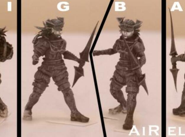 Air Elf A pose1 3d printed