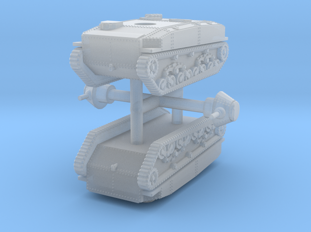 1/285 (6mm) SR-I I-Go amphibious tank (x2)